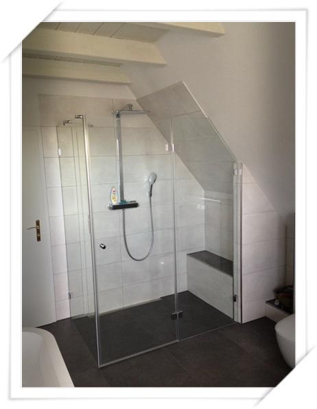 PR-Montagen - Duschabtrennungen